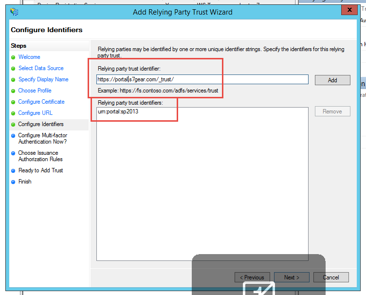 Beginners Guide to Claims-based Authentication, AD FS 3.0, and SharePoint 2013 – Part II: Installing and Configuring AD FS 3.0