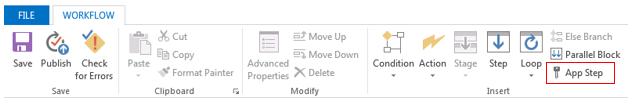 App Step or Impersonation Step in SharePoint Designer 2013?