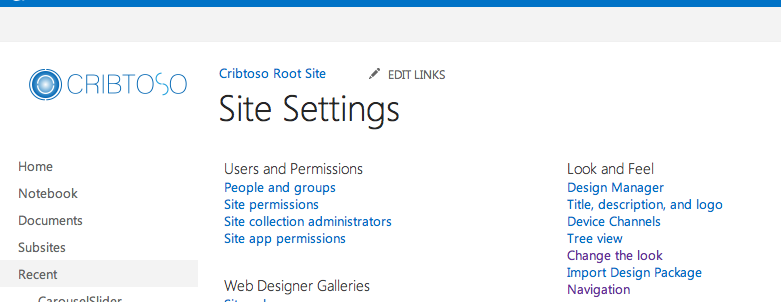 Composed Looks in SharePoint 2013 - Part 2