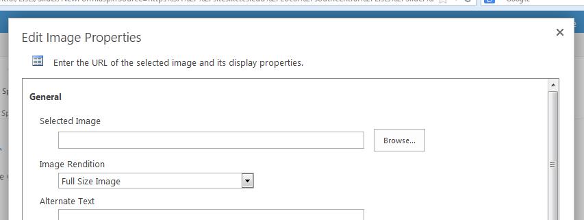 jQuery Nivo Slider Web Part from a SharePoint list