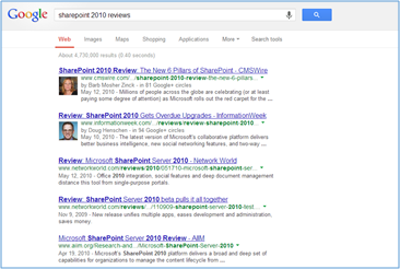 SharePoint Review