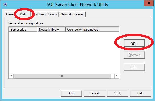SQL Alias