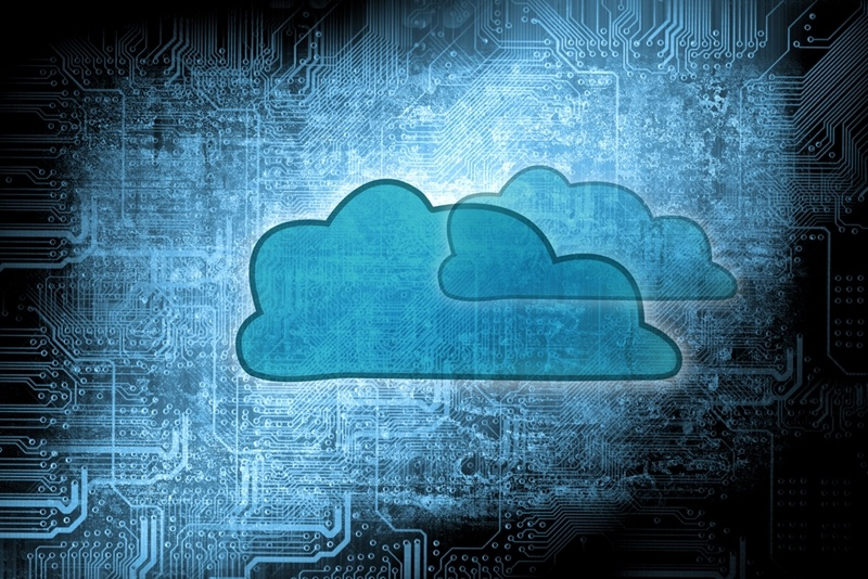 Key industries are warming up to cloud computing.
