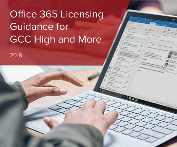 Office 365 GCC High Licensing Guide