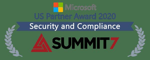 Summit 7 Partner Award