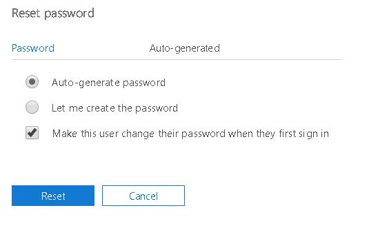 Managing Passwords in Office 365 GCC High