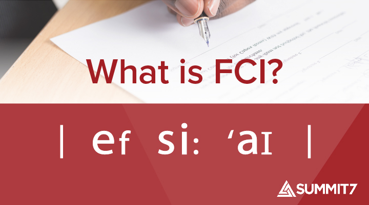 What is Federal Contract Information (FCI)?