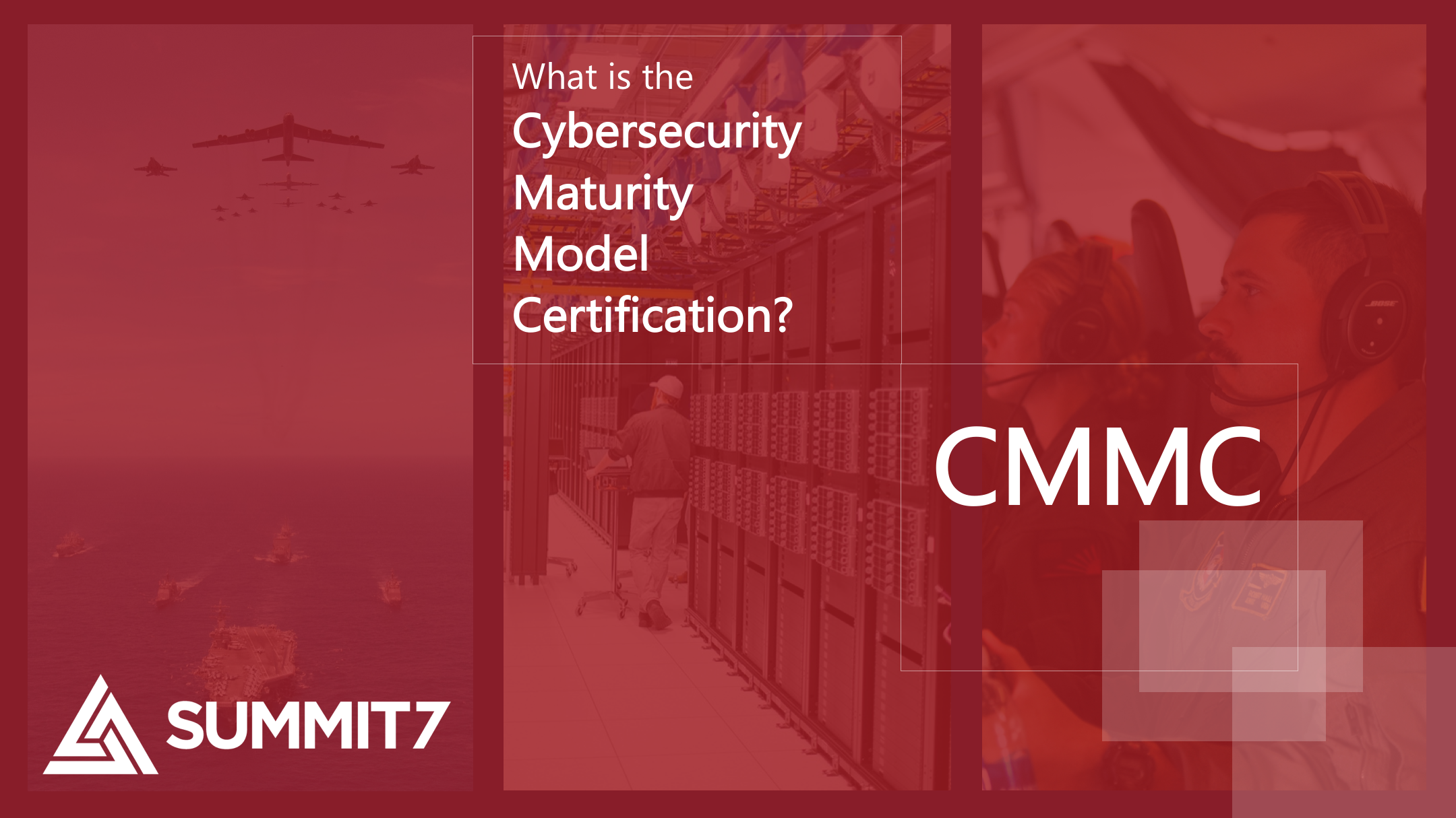 CMMC Blog Red