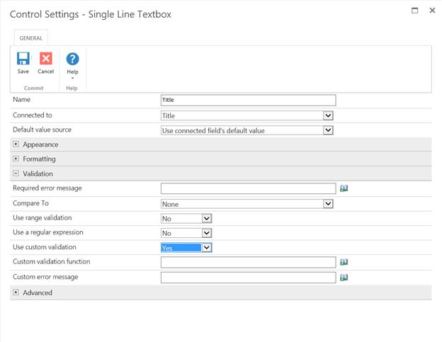 Enhancing Nintex Forms with JavaScript