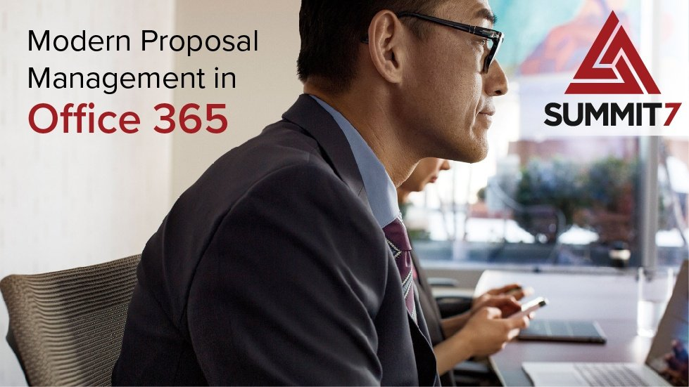 Proposal Management Cover